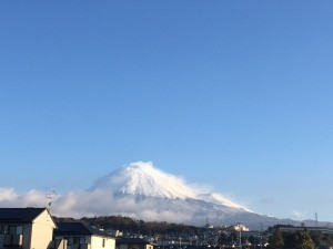 3/10富士山