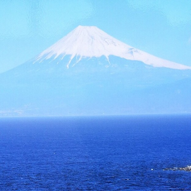 見るだけで心のブロックが解除される富士山