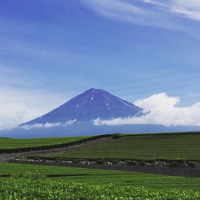 日曜日に撮った富士山と共に、おはようございます!雨はイヤだなぁのブロック解除から7月スタートします。今年も折り返しです、悔いなきようブロック解除から今日を始めます#見るだけでブロック解除 #おはよう #静岡 #富士 #富士宮 #ブロック解除 #富士山 #雨