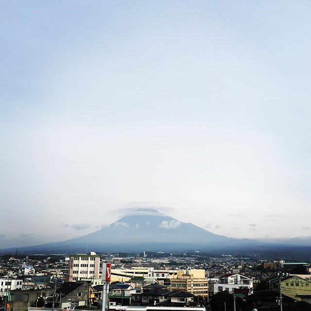 LIVE富士山です#見るだけでブロック解除 #富士山